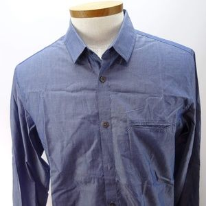 Alfani Slim Fit Men's Button-Down Long Sleeve NWT